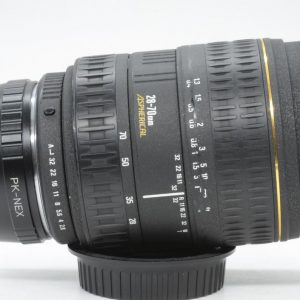 Sigma 28-70mm f/2.8 X Sony