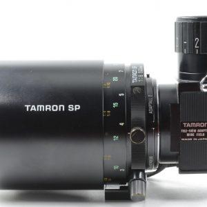 Tamron SP 500 Catadiottrico + Monoculare