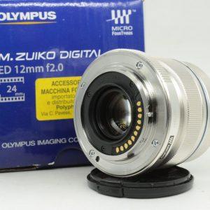 Olympus M.Zuiko Digital ED 12mm f/2