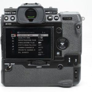 Fujifilm X-H1 Corpo