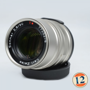 Zeiss Sonnar T 90mm f/2.8 Contax G