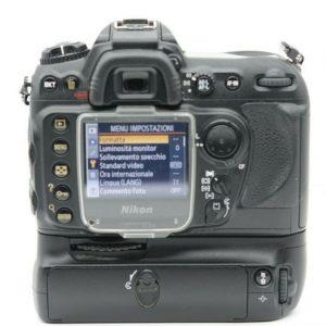 Nikon D200 con Battery