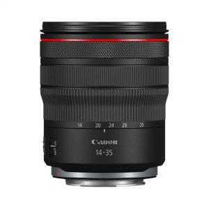 Canon RF 14-35mm F4 L IS USM – Garanzia Canon Italia