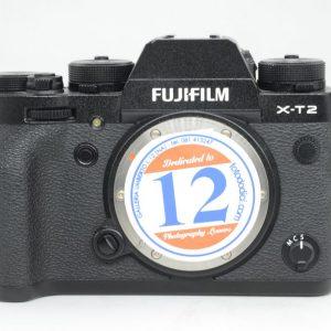 Fujifilm X-T2 Corpo