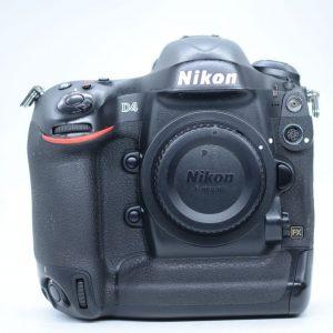 Nikon D4 Corpo