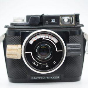 Calypso Nikkor Nikonos II