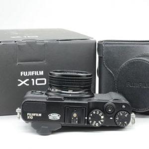 Fujifilm X-10 + Borsa