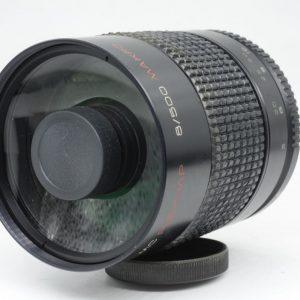 Zenit MC 3M-5CA 500mm f/8 42×1