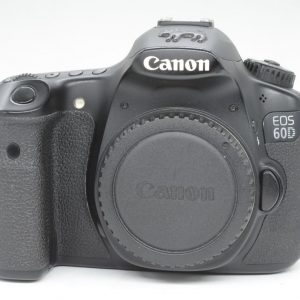 Canon 60D Corpo