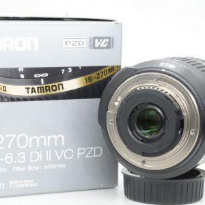 Tamron 18-270mm f/3.5-6.3 Di II VC PZD