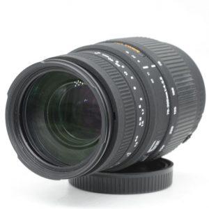Sigma AF 70/300 F4-5.6 X Nikon
