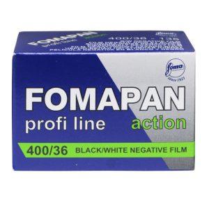 Foma Fomapan 400 35 mm ( 1 Rullino )
