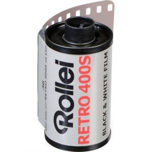 Rollei Retro 400S ( 1 Rullino )
