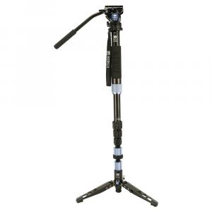 Sirui Alluminio P-204SR + Testa Video VA-5