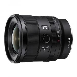 Sony FE 20 mm F1.8 G – Garanzia 2+1 Sony Italia – CashBack 100€ 31/07/2021