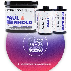 Rollei Pell Pall & Reinhold B/W 35 mm ( 1 Confezione )
