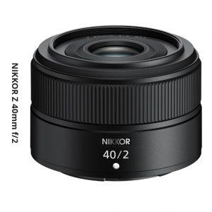 Nikkor Z 40mm f/2