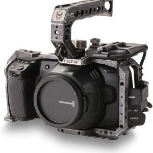 Tilta TA-T01-B Cage per Blackmagic Pocket Cinema Camera 4K