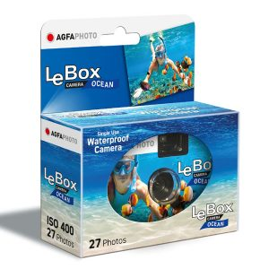 AGFA Le Box Ocean Usa & Getta subacquea 27 pose