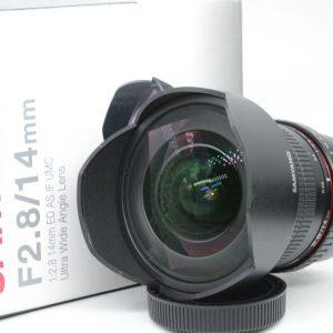 Samyang 14mm f/2.8 IF ED UMC Aspherical X Sony