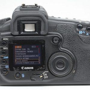 Canon 20D con 18/55 con Imp. BG-E2 ( Omaggio )
