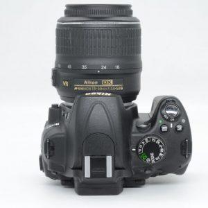 Nikon D5000 con 18/55