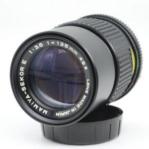 Mamiya-Sekor E 135 mm f/ 3.5 x 2E