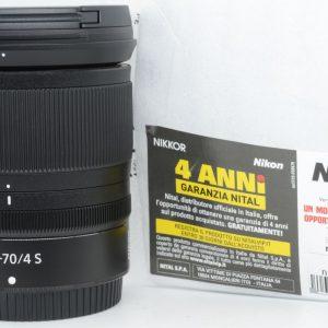 Nikon Z 24-70mm f/4 S ( Bulk )