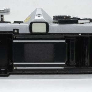 Olympus OM-2 con 50 f 1,8