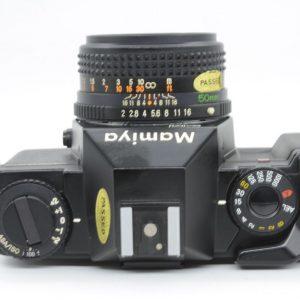 Mamiya ZM con 50 mm F2