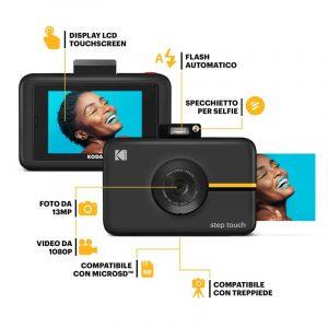Kodak Step Touch ( Vari Colori )
