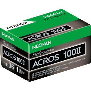 FujiFilm Acros 100 II Bianco e Nero 120