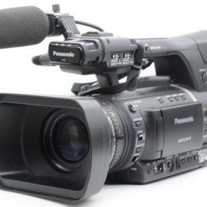 Panasonic Videocamera AG-AC130