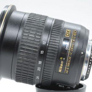 Nikon AF-S DX 12-24mm f/4 G ED