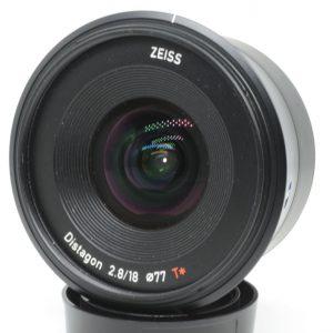 Zeiss Batis 18mm f/2.8 X SONY