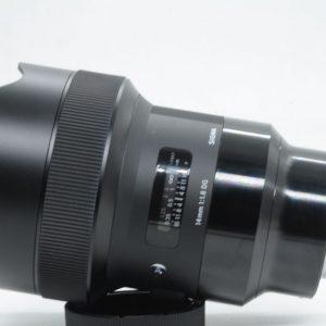 Sigma 14mm f/1.8 DG HSM Art X SONY