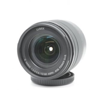 Panasonic Lumix G Vario 12-60mm f/3.5-5.6 OIS