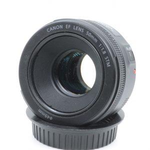 Canon EF 50mm f/1.8 STM Demo