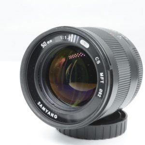 Samyang 50mm f/1.2 x Micro 4/3