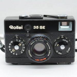 Rollei 35 SE con Borsa