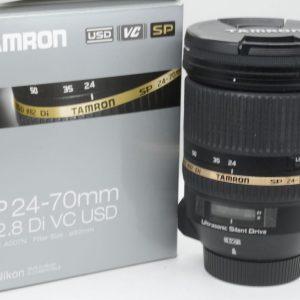 Tamron 24/70 f 2,8 VC X NIKON AF