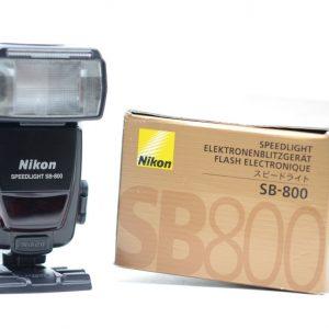 Nikon Speedlight SB800