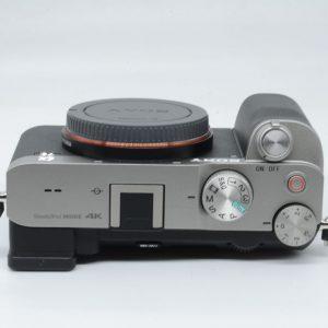 Sony A7C Corpo