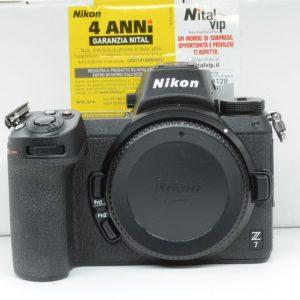Nikon Z7 Corpo