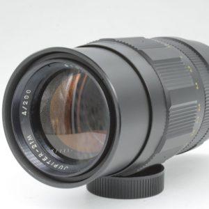 42 x 1 Jupiter – 200mm f/4