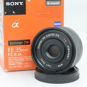 Sony FE 35mm f/2.8 ZA Sonnar