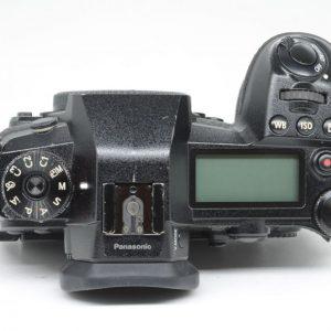Panasonic G9 Corpo