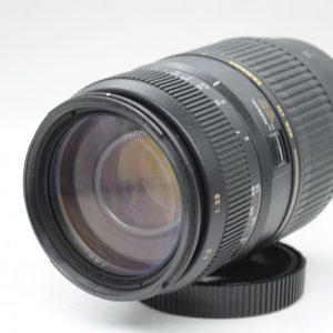 Tamron AF 70-300 mm F4.0-5.6 Di LD Macro X Canon
