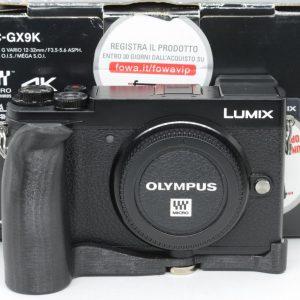 Panasonic GX9 – 2 batterie – Impugnatura Universale