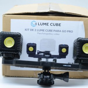 Lume Cube X Action Came